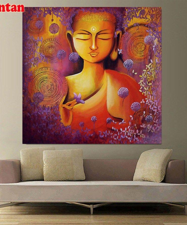 Pin On Buddha Painting