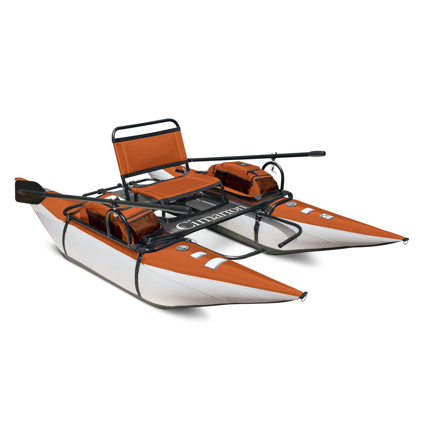 Classic accessories pontoon boat float fly fishing boats for Fly fishing pontoon