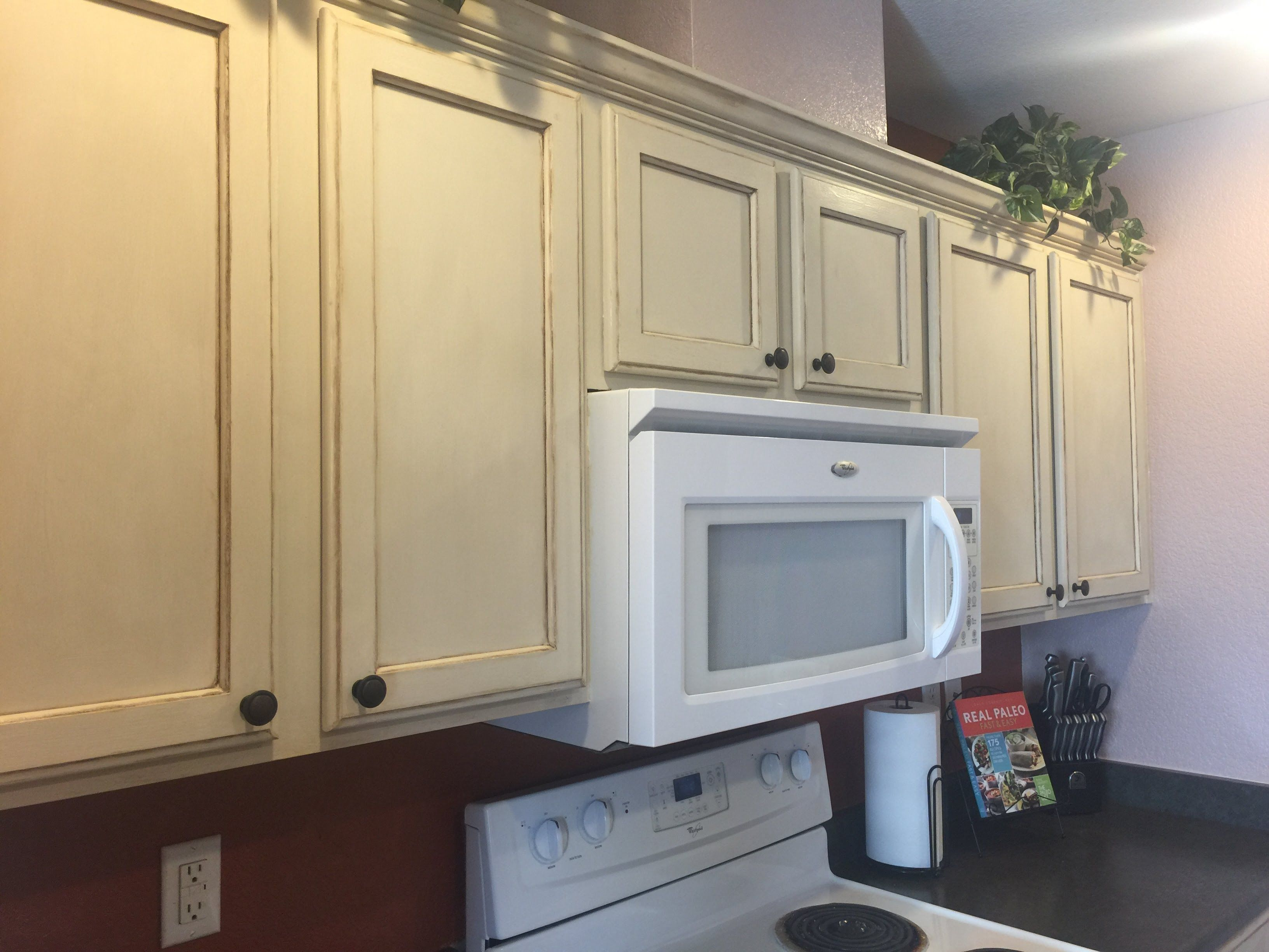 DIY Kitchen Cabinet Remodel With Annie Sloan Chalk Paint YouTube - Chalk paint kitchen cabinets how durable