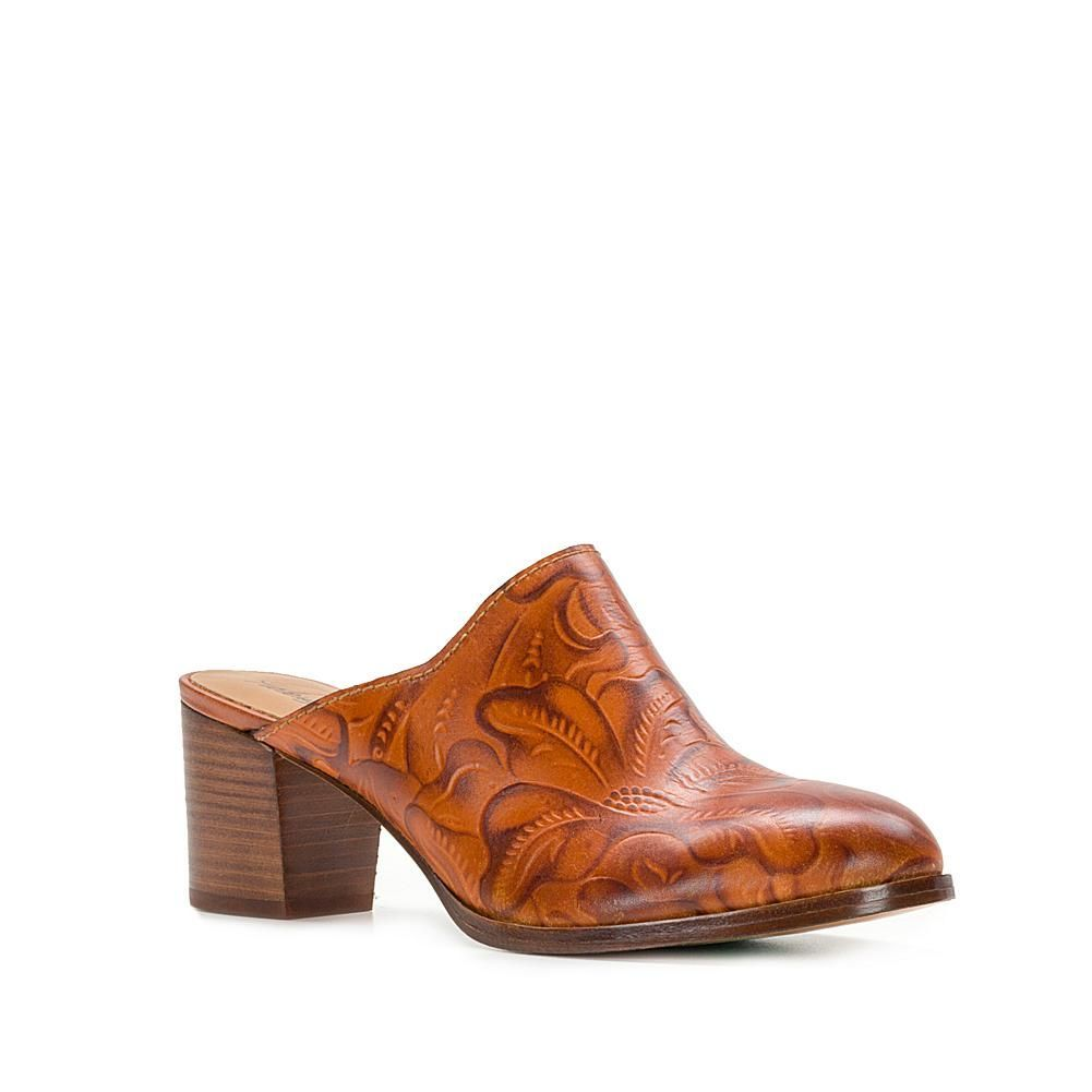 12efb7dd0de Patricia Nash Nicia Leather Slip-On Mule - 8608449 | Products ...