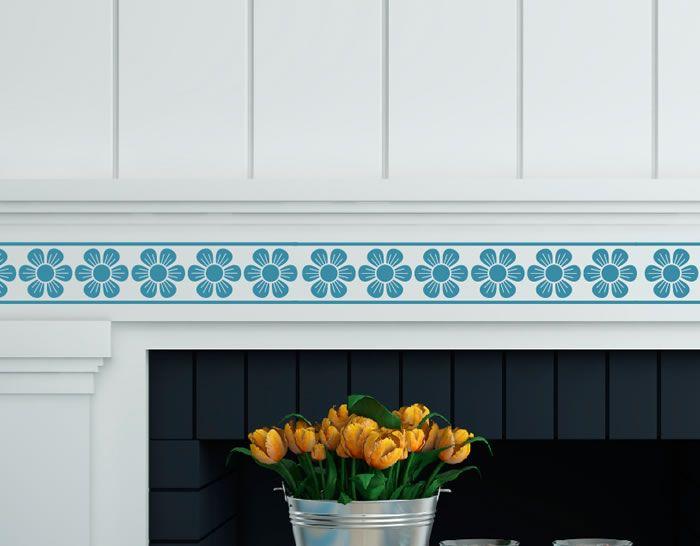 Cenefas autoadhesivas para azulejos de cocina y ba o for Comprar losetas de vinilo autoadhesivas