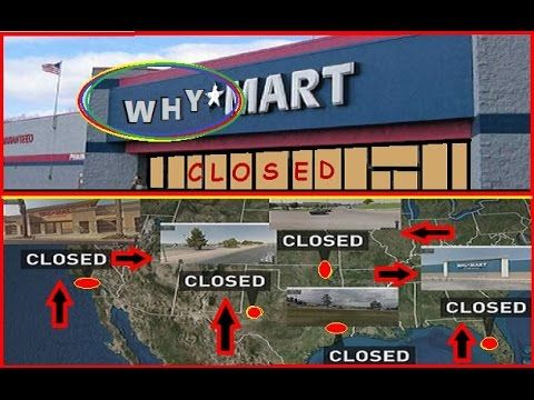 Closed Walmarts To Be Guerilla Warfare Staging Areas In