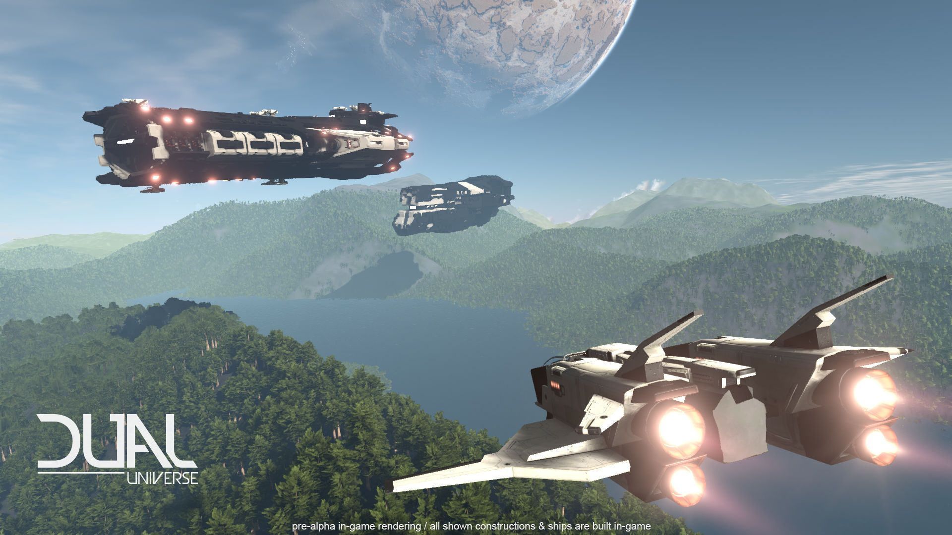 Dual Universe successfully funded on Kickstarter