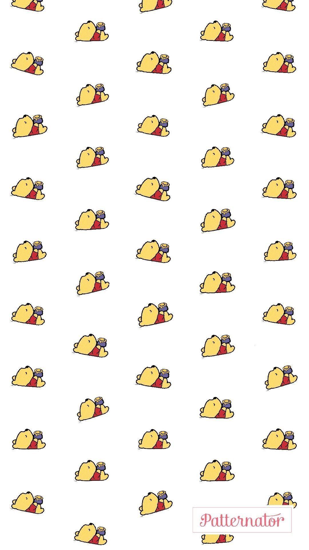 Winnie The Pooh Wallpaper Hd Cute Disney Wallpaper Disney Wallpaper Wallpaper Iphone Disney