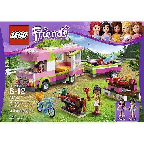 Lego Friends Caravana de Aventuras | NAVIDAD | Pinterest | Lego ...