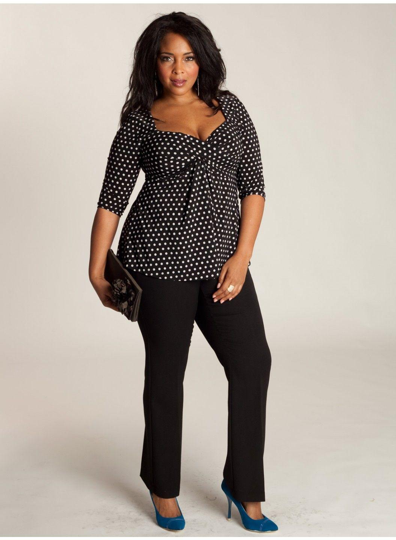 df36e7c4253 Agnessa Zwart Wit plussize plus size fashion top zwart casual