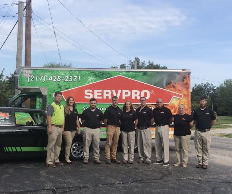SERVPRO of Decatur/Forsyth Decatur, Monster trucks
