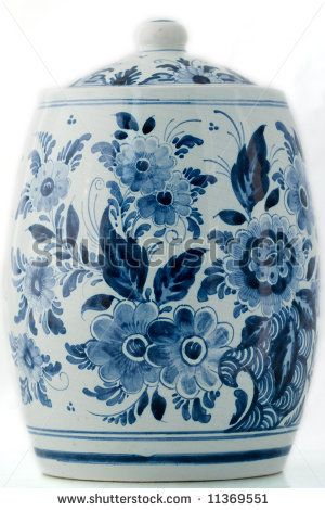 delft- for simple shape ornaments