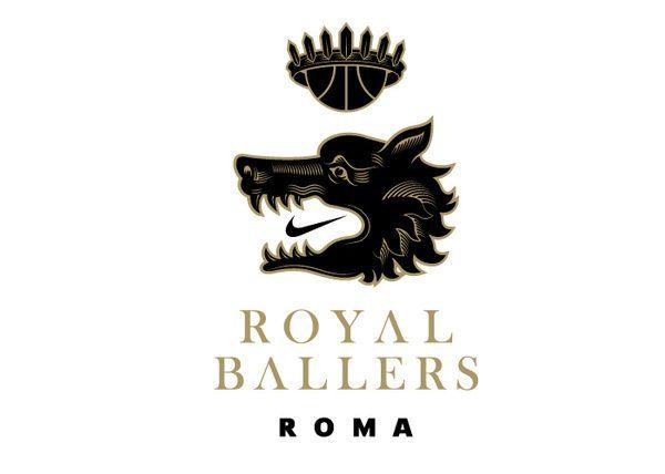 Nike xe2x80xa0 Royal Ballers in Logos