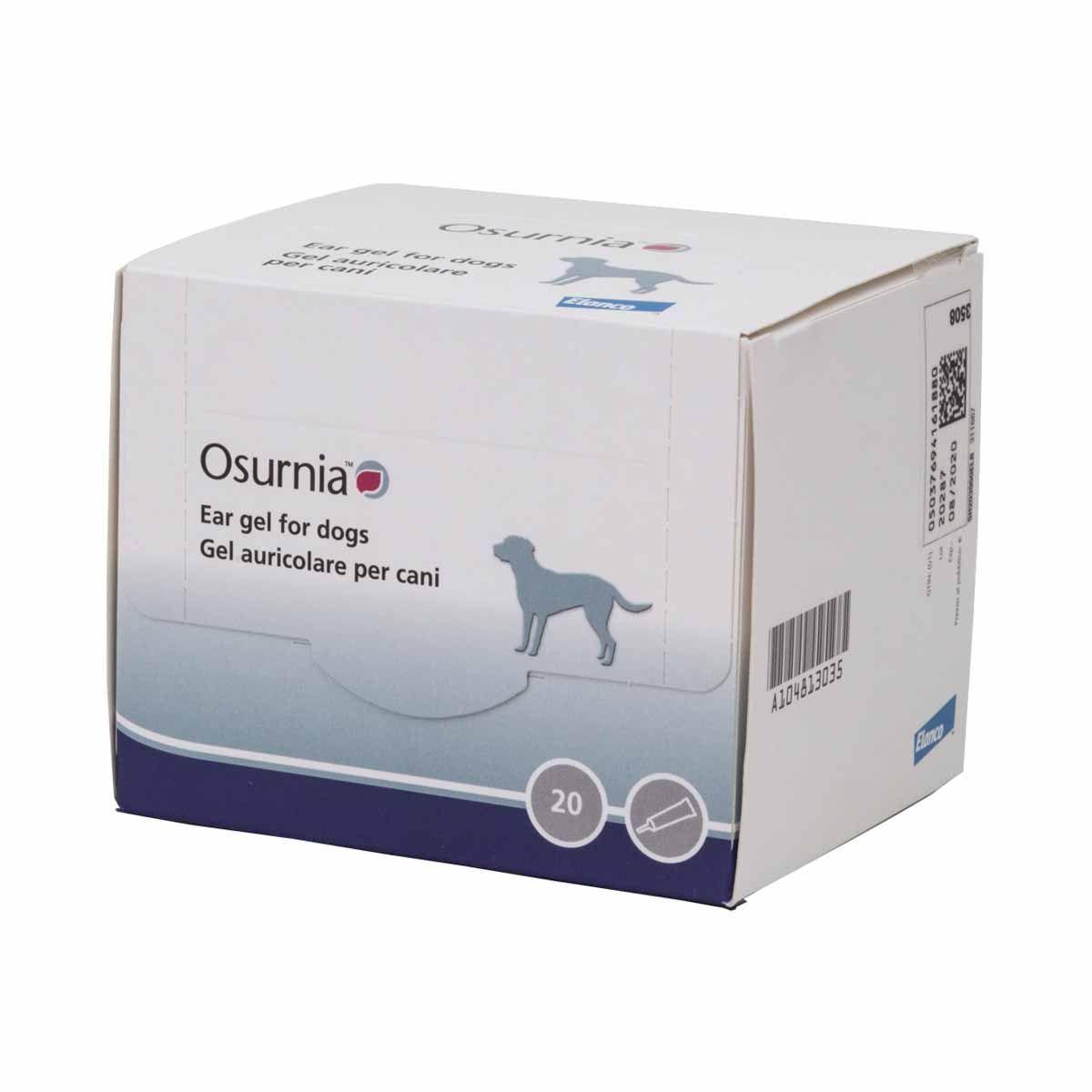 Osurnia Otic Ear Gel For Dogs 1ml Medical Prescription Gel Pet