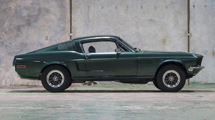 Bullitt Replica 1968 Ford Mustang Fastback 1968 Ford Mustang