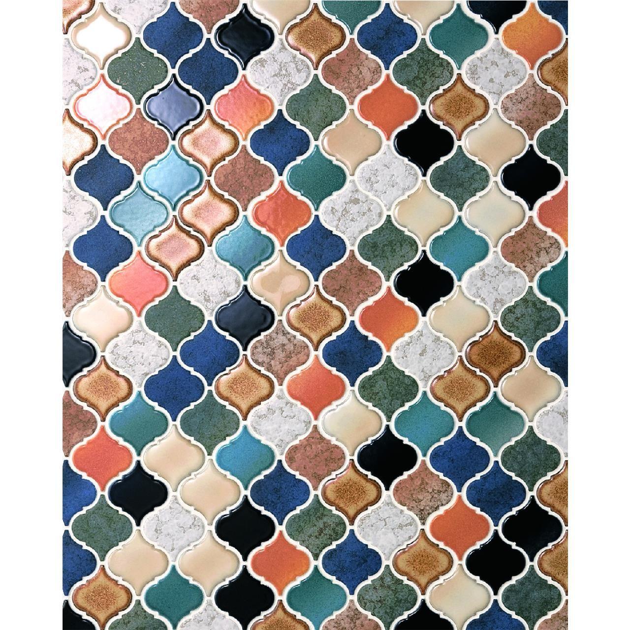 Random Kitchen Tile Patterns: MOSAIC.A ~ CORABEL コラベル ( MIX PATTERN )