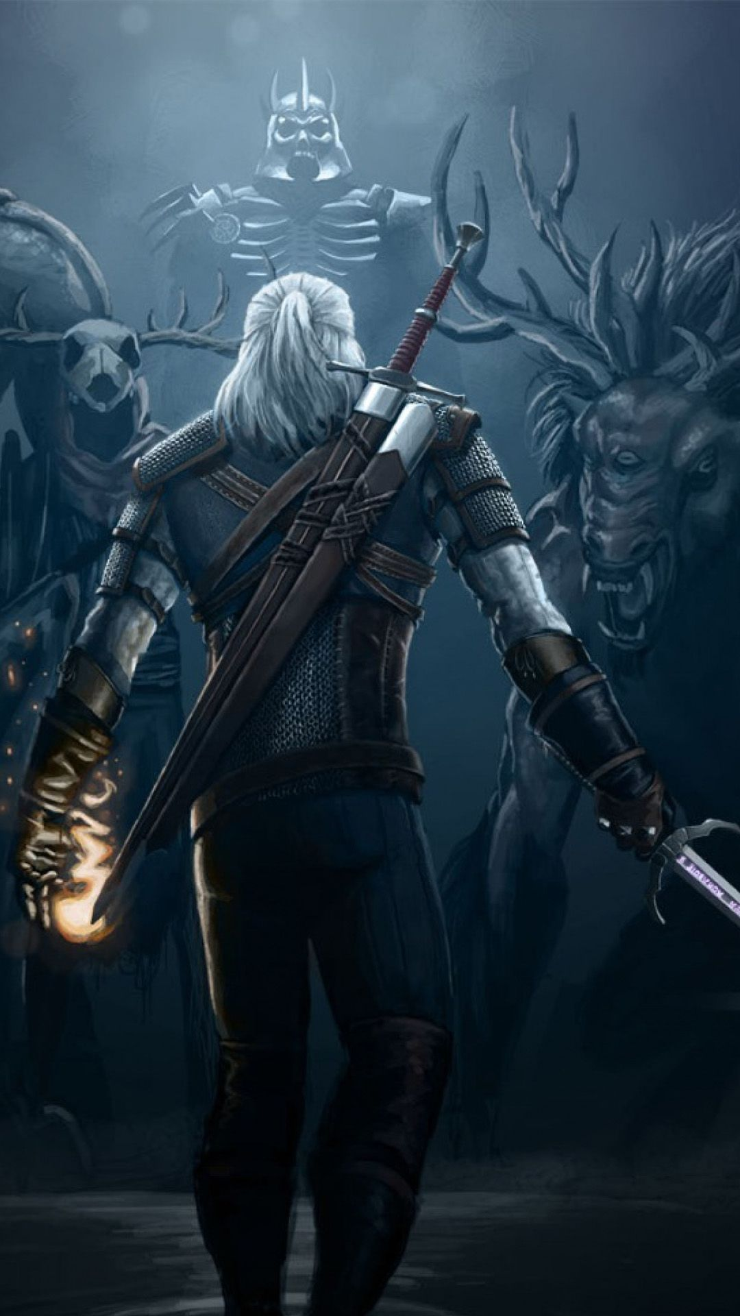 The Witcher 3 Wallpaper 1080p » Hupages » Download Iphone