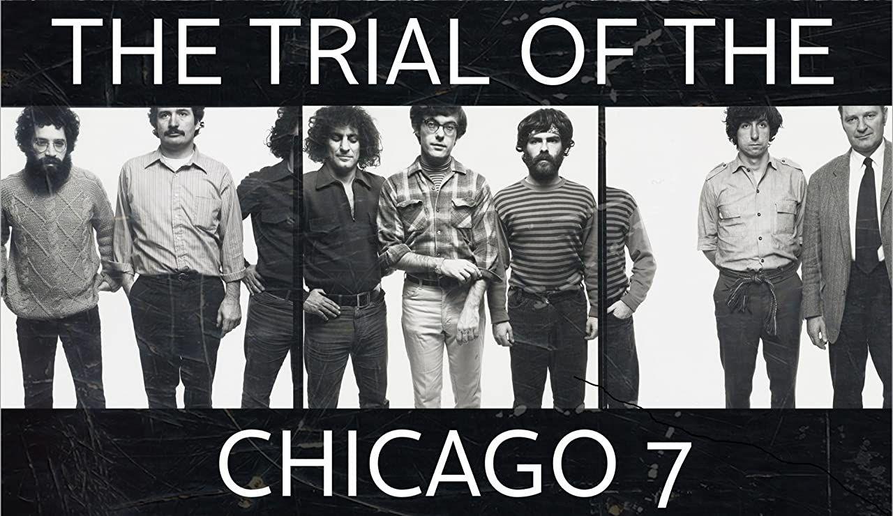 The Trial Of The Chicago 7 2020 Michael Keaton Historia De Estados Unidos Netflix