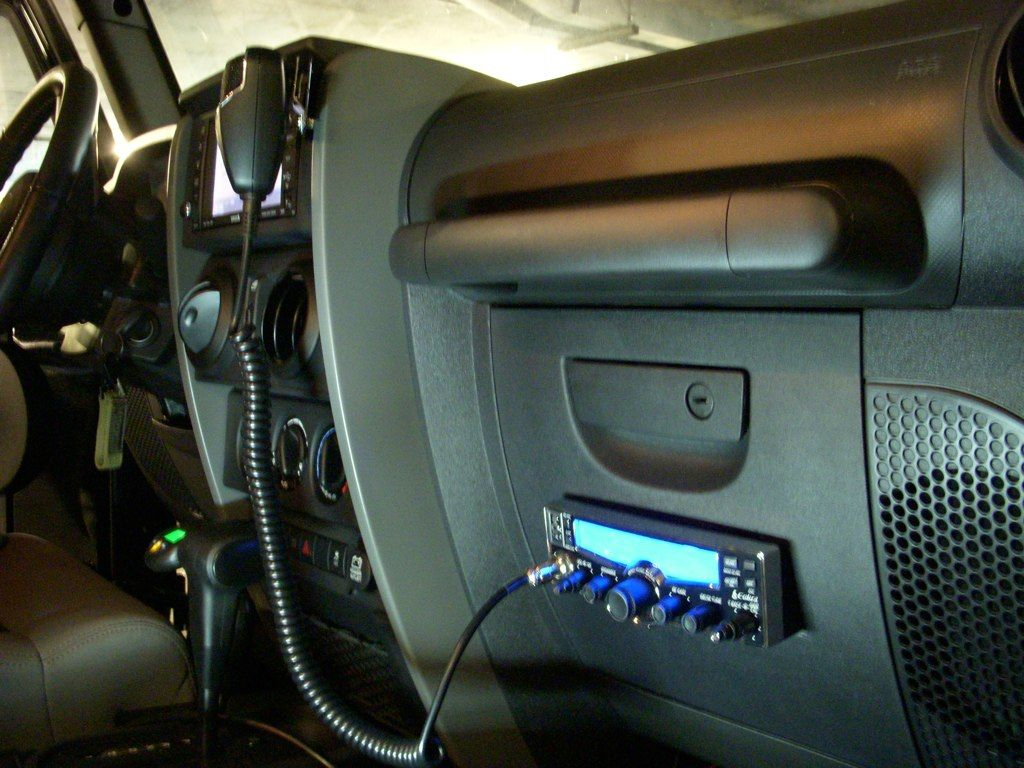 Cb Radio Mount Jeep Wrangler Ideas Pinterest Radios