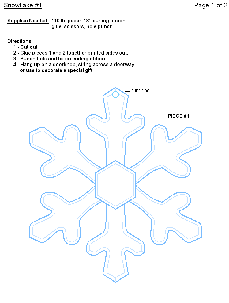 It is a graphic of Ridiculous Snowflakes Patterns Printable