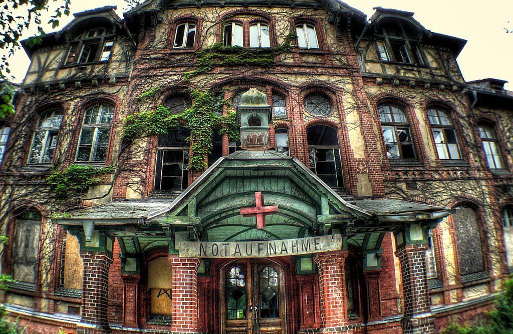 Beelitz Heilstätten Hospital, Beelitz, Brandenburg, Germany