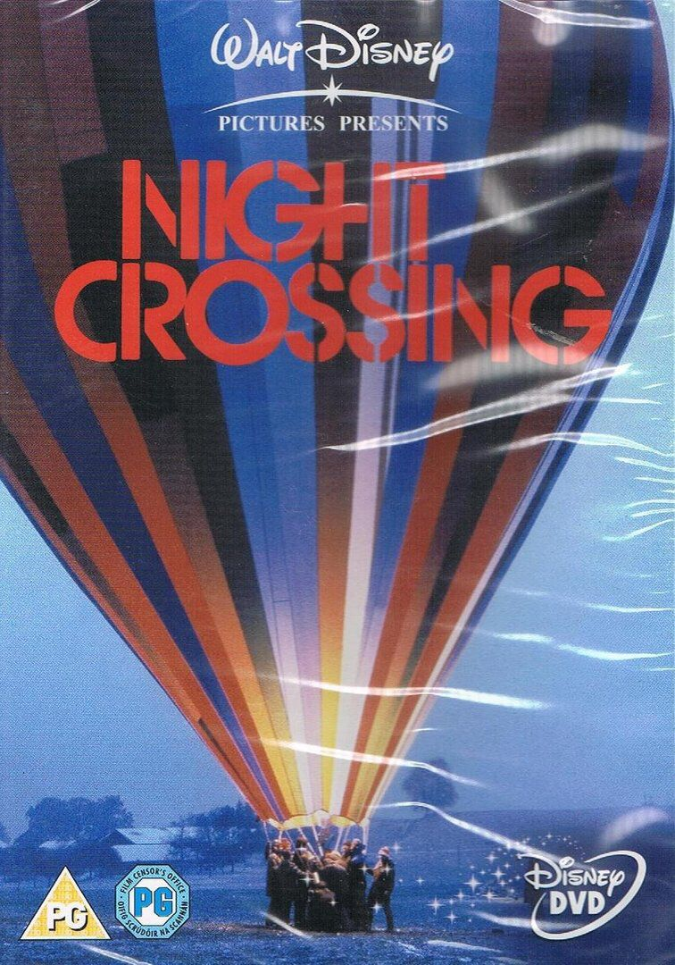 Night Crossing 1982 A True Story About The Daring Escape From East Germany To West Germany Via Air Balloon