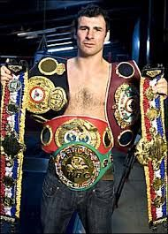 Joe Calzaghe He Is A Former Wbo Ibf Wbc Wba The Ring Super Middleweight Champion And The Ring Light Heavyweig Boxing Champions Boxing History Sports Stars