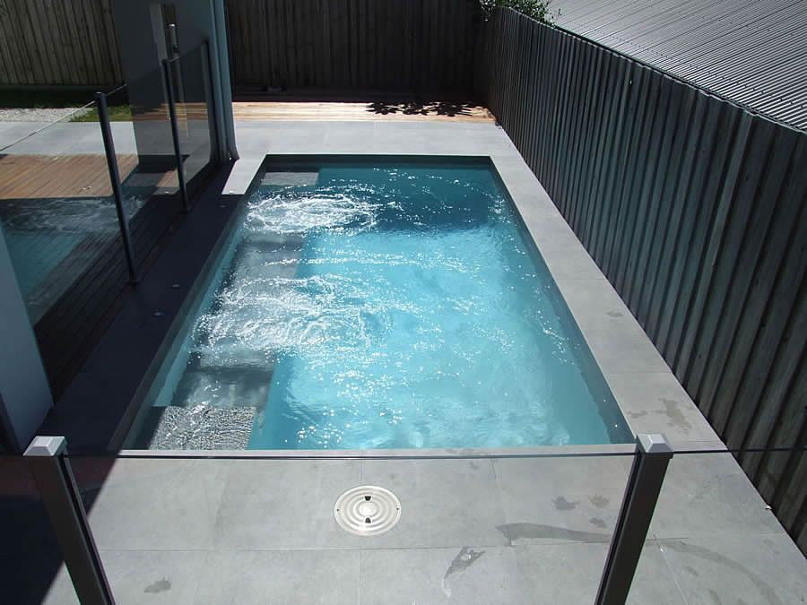 Plunge pools 6 pools pinterest plunge pool pool for Plunge pool design