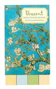 7,10€. Van Gogh Almond Blossoms Mini Sticky Notes