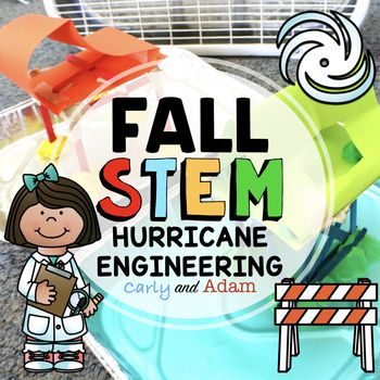 Hurricane STEM Challenge Weather Activity (With images ...