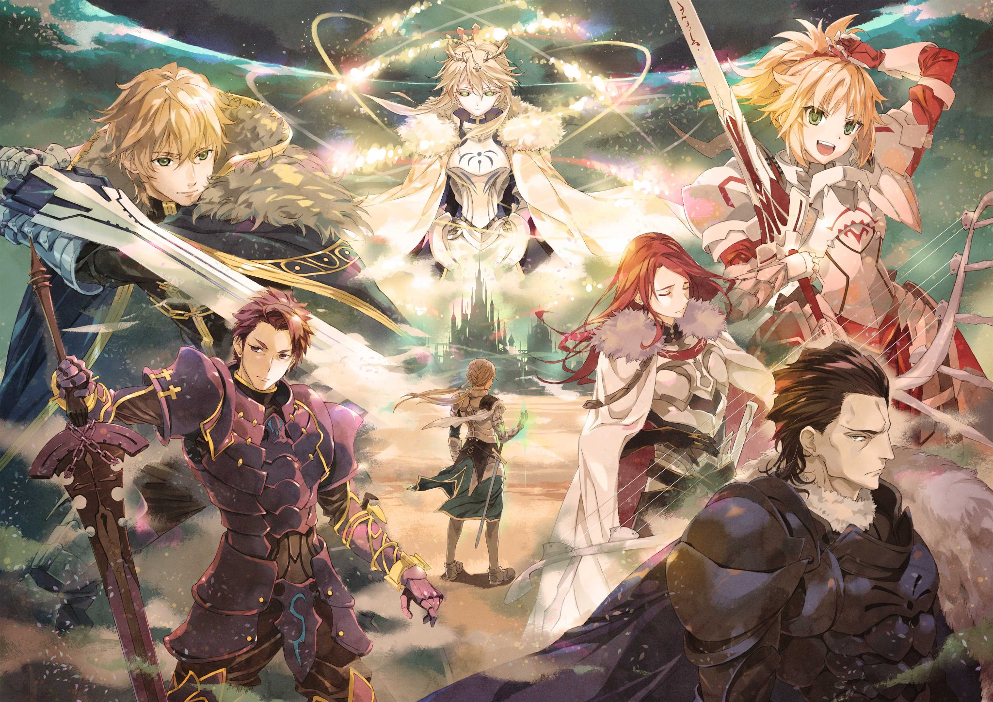 Camelot fate Pinterest Fate stay night, Anime and