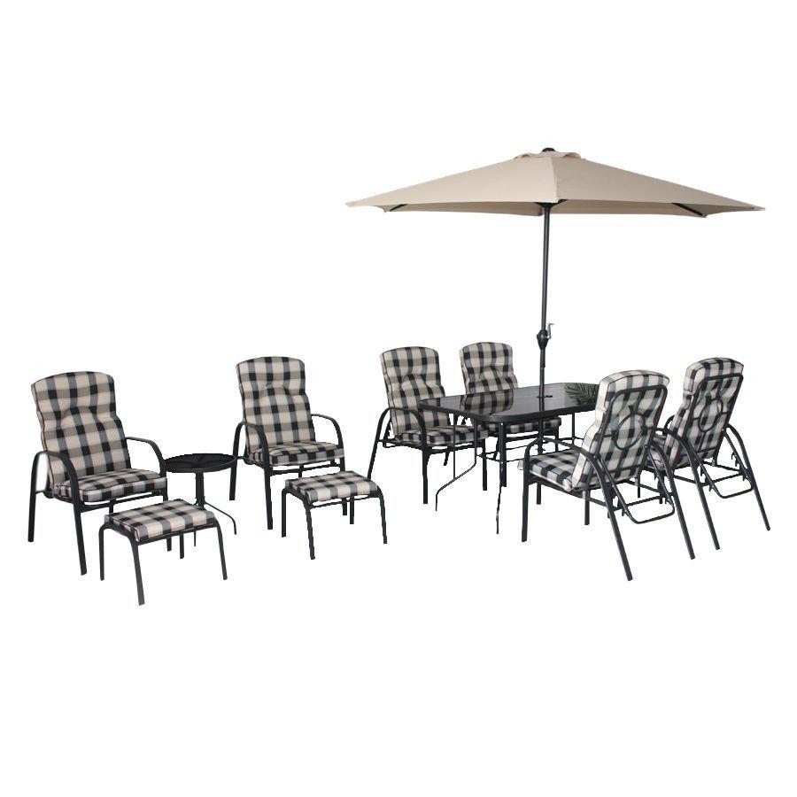 Tj Hughes Garden Furniture Winchester 11 piece patio set rrp 99999 tj hughes price 39999 buy the christmas workshop winchester 11 piece patio set workwithnaturefo