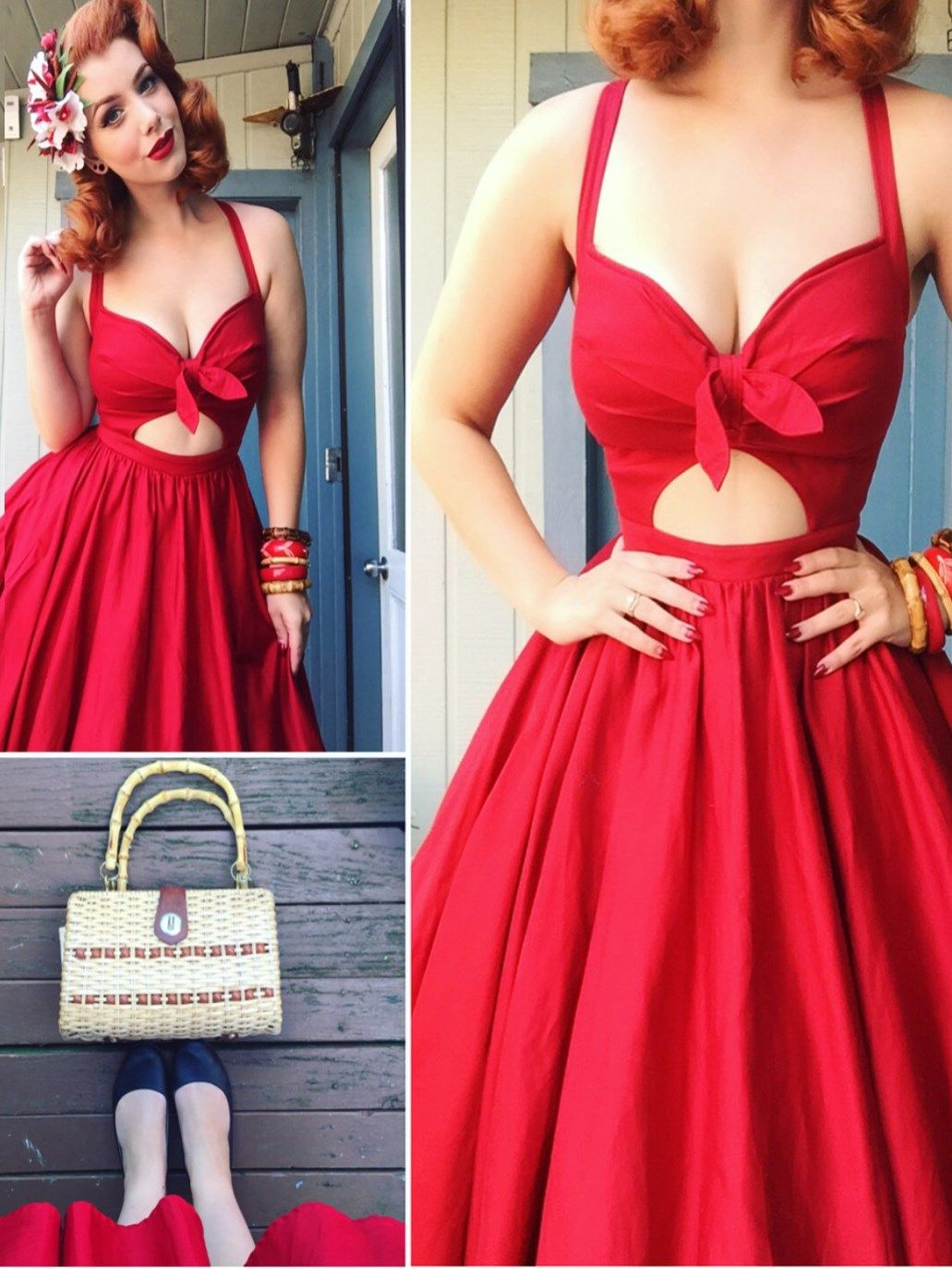 02bffdd598e Red Homecoming Dresses Cheap Tea-length Short Prom Dress Simple ...