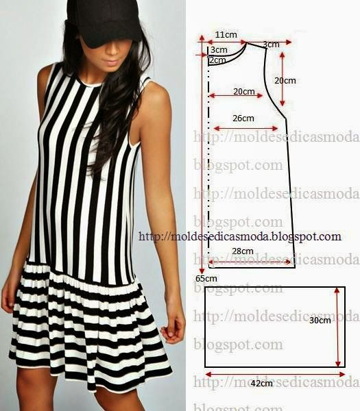 Pin by Gentjana Isbe on Simple | Pinterest | Costura, Vestidos and Ropa