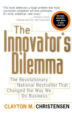 The innovators dilemma the revolutionary book that will change the the innovators dilemma the revolutionary book that will change the way you do business collins business essentials clayton m christensen used books fandeluxe Image collections