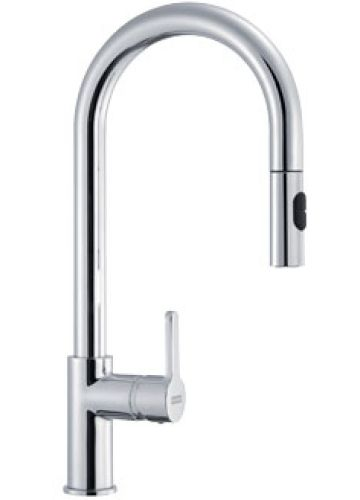 Modern Monobloc Kitchen Sink Pull Out Spray Head Faucet Mixer Tap Replacement