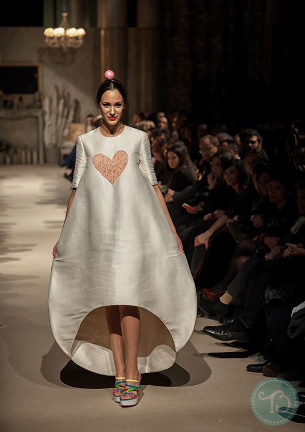 Vestido de novia agatha ruiz dela prada
