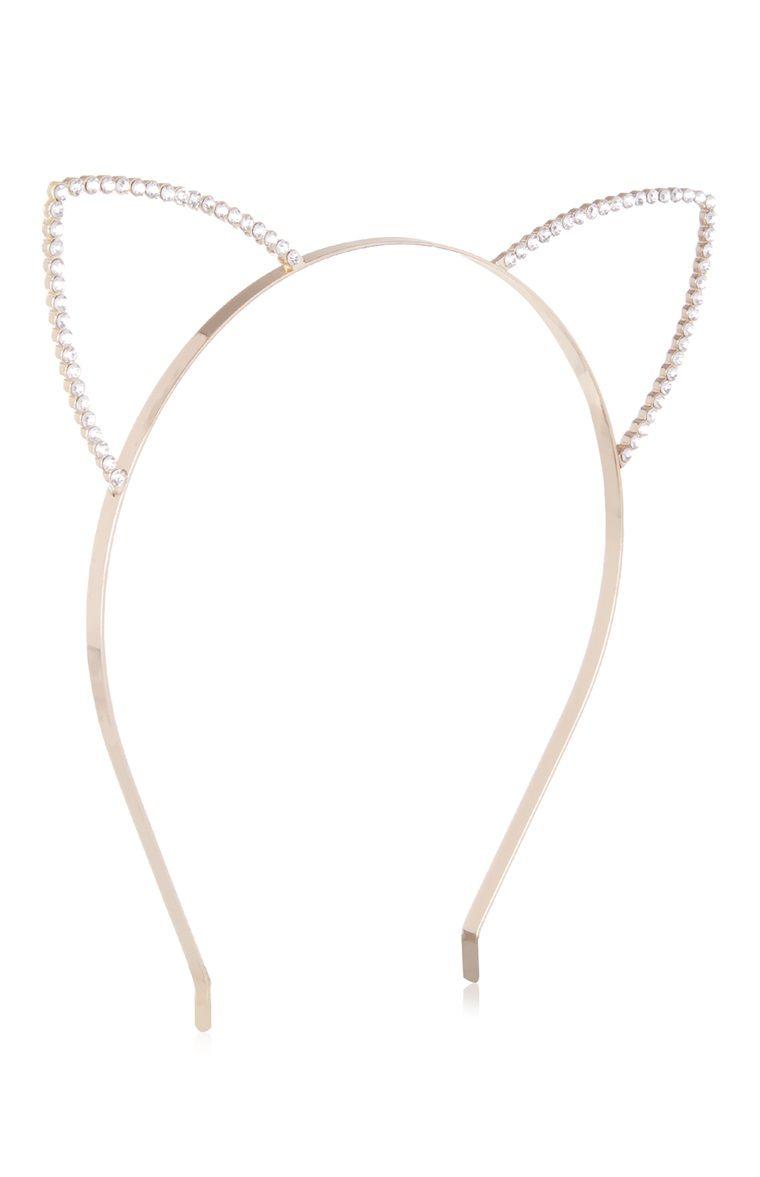 3fbc4696646 Primark - Products Cute Headbands, Tiaras, Primark, Cat Ears, Amazing  Things,