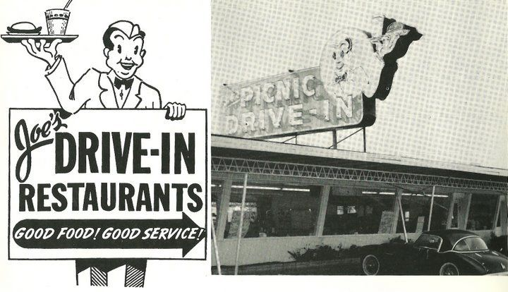Joe S Drive In It Was In Garden City With Images Historic