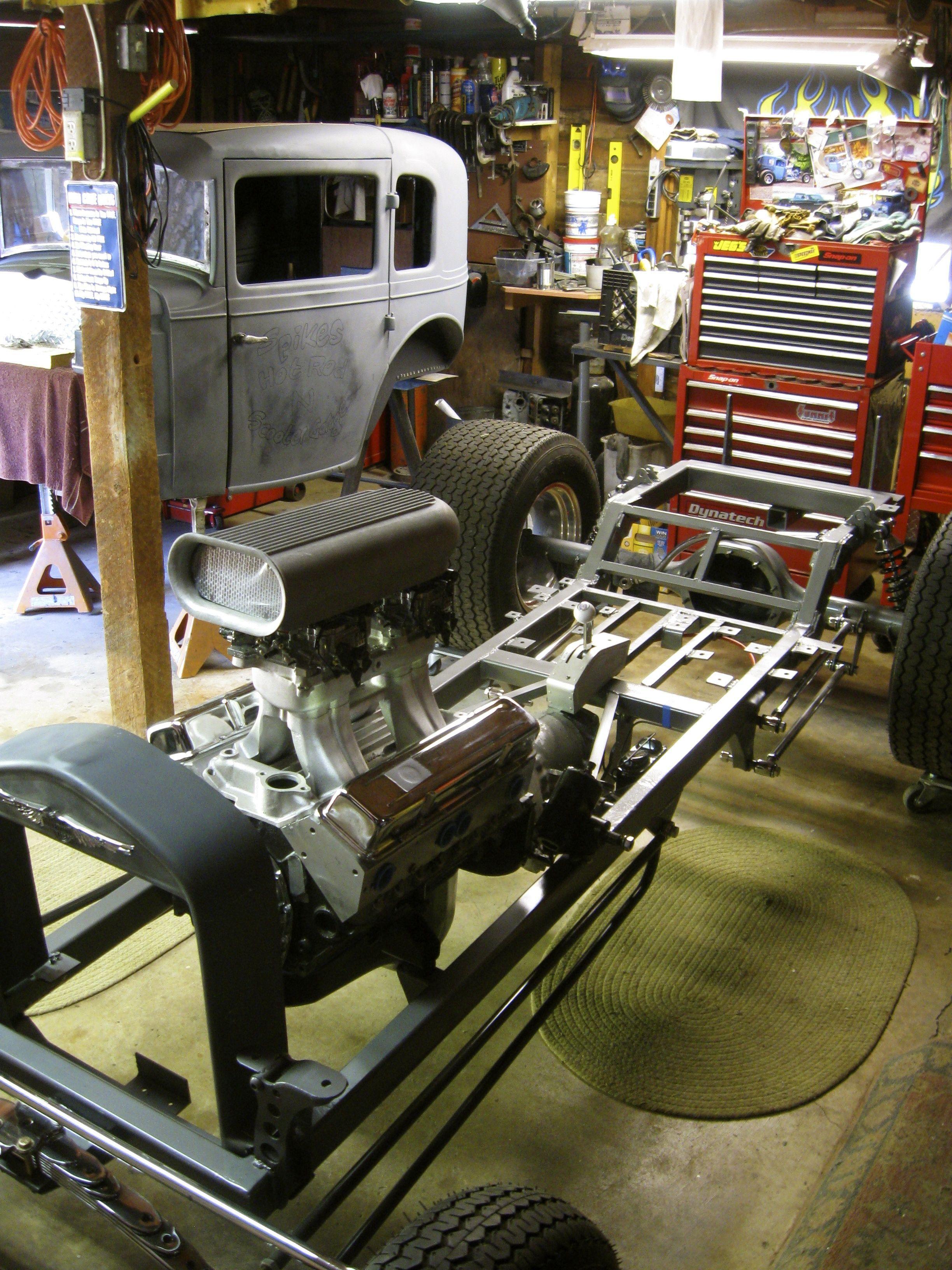 Blueprint engines customer art tardiville has installed a bp3834ct1 blueprint engines customer art tardiville has installed a bp3834ct1 into his 1930 austin bantam coupe malvernweather Choice Image