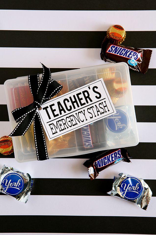 12 Of The Best Teacher Appreciation Gift Ideas   Best of Pinterest ...