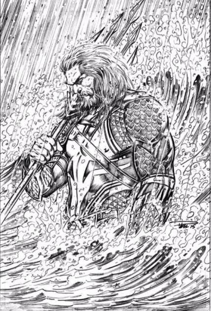 The Aquaverse On Aquaman Desenho Desenhos Pinterest Desenhos