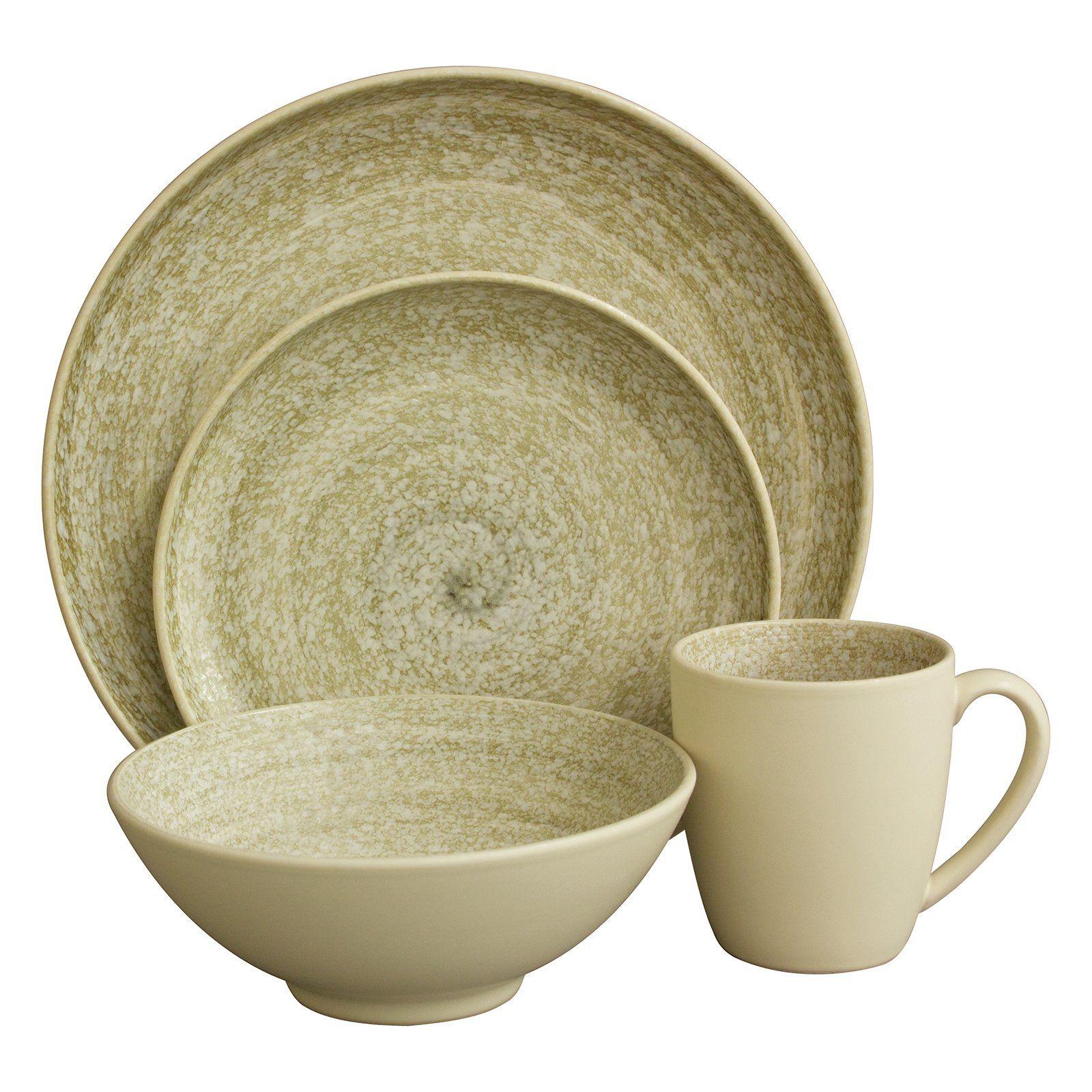 Sango Soho Dinnerware - Cream - Set of 16 $59.99  sc 1 st  Pinterest & Have to have it. Sango Soho Dinnerware - Cream - Set of 16 $59.99 ...
