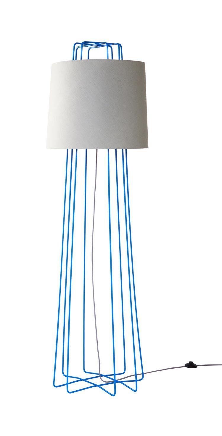 Perimeter Floor Lamp | Floor lamp, Lights and Steel