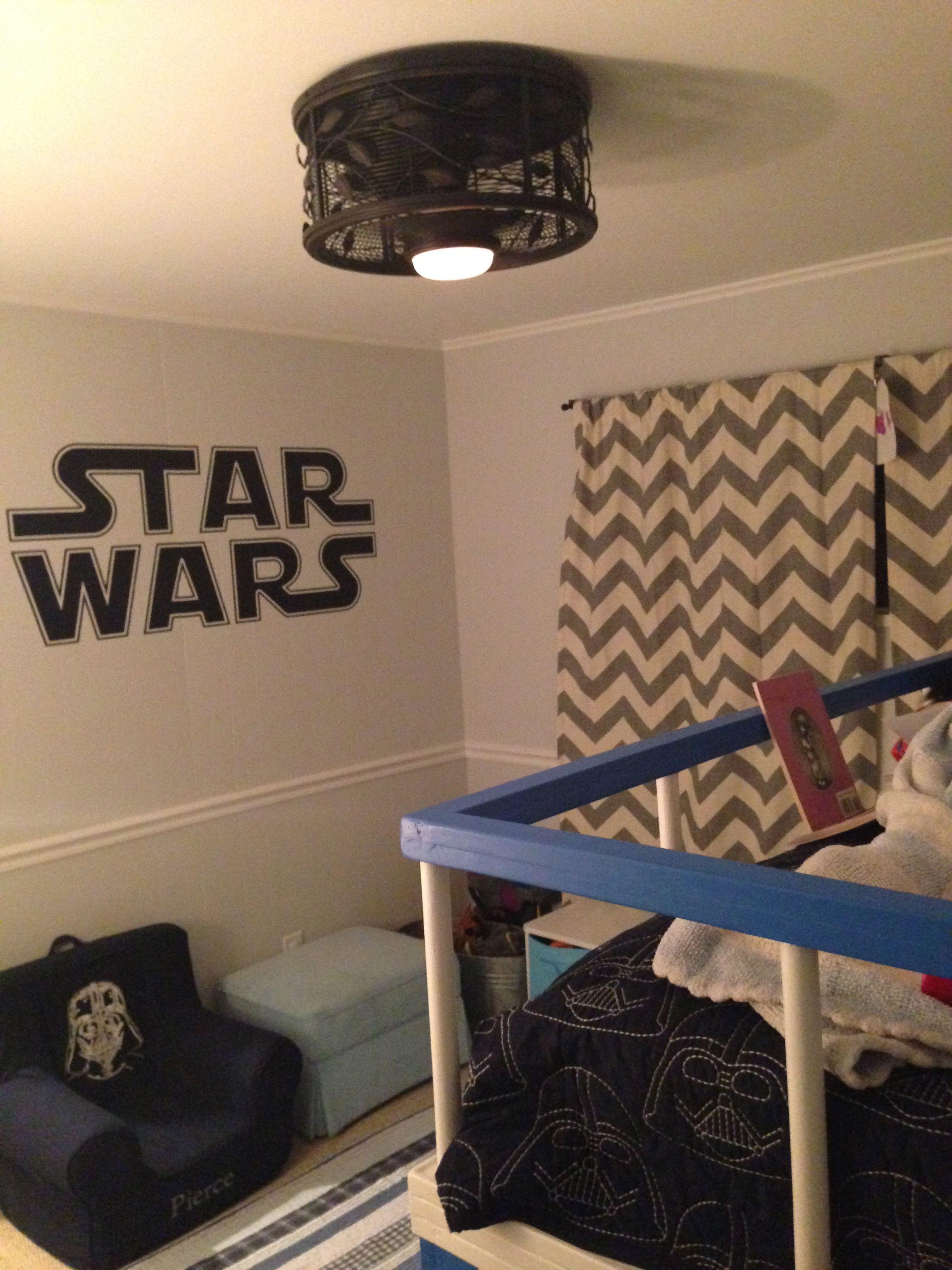 Bunk Bed Ceiling Fan