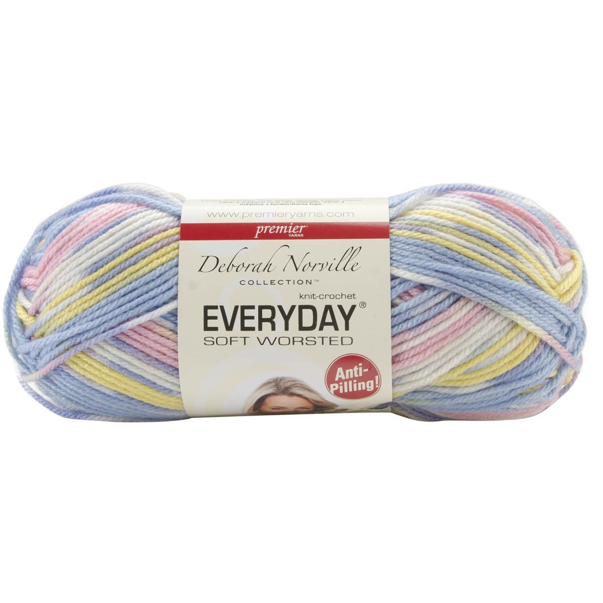 Premier Deborah Norville Collection Everyday Print Yarn-Pattycake