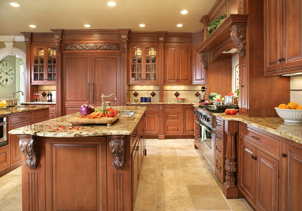 Country Kitchen Cabinets Nj Good Quality Pine Wood Kitchen