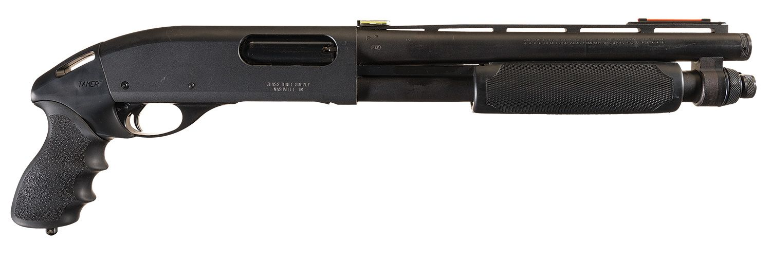 Remington/Class Three Supply Model 870 Express Shotgun, Registered Class III Short Barreled Shotgun