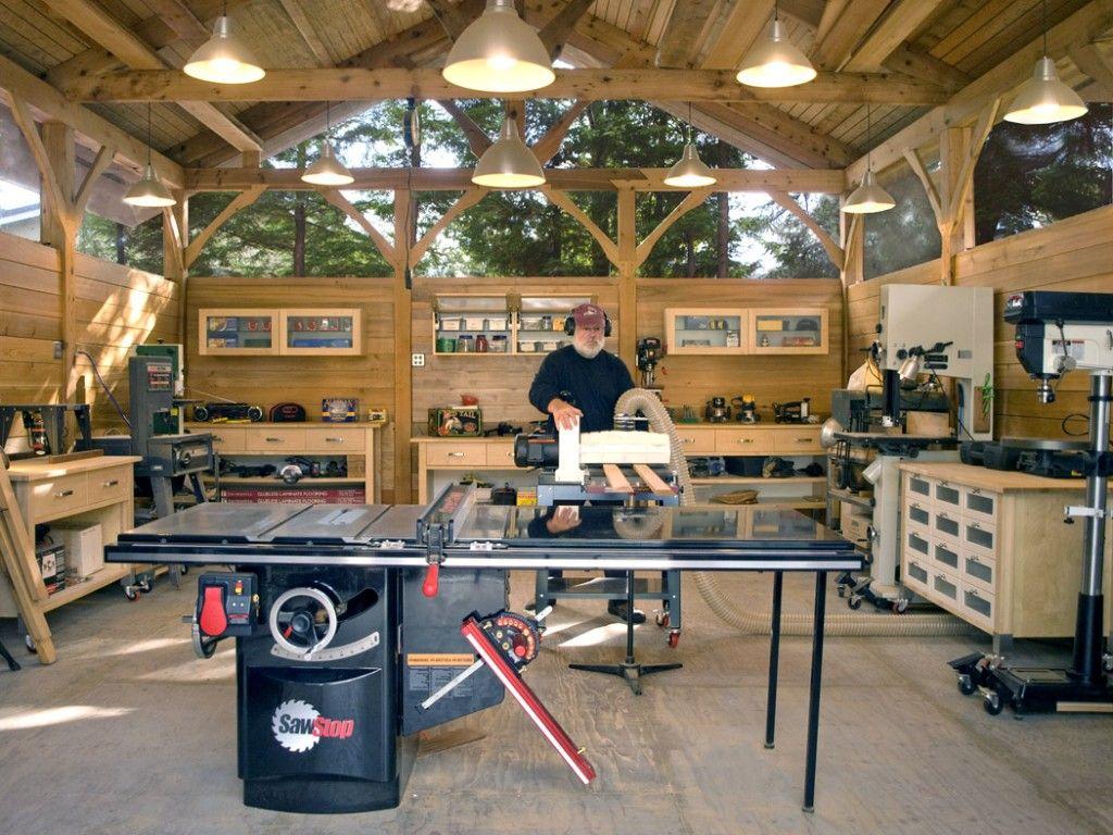 Building A Workshop Home Workshop Work Shop Building Woodworking Shop