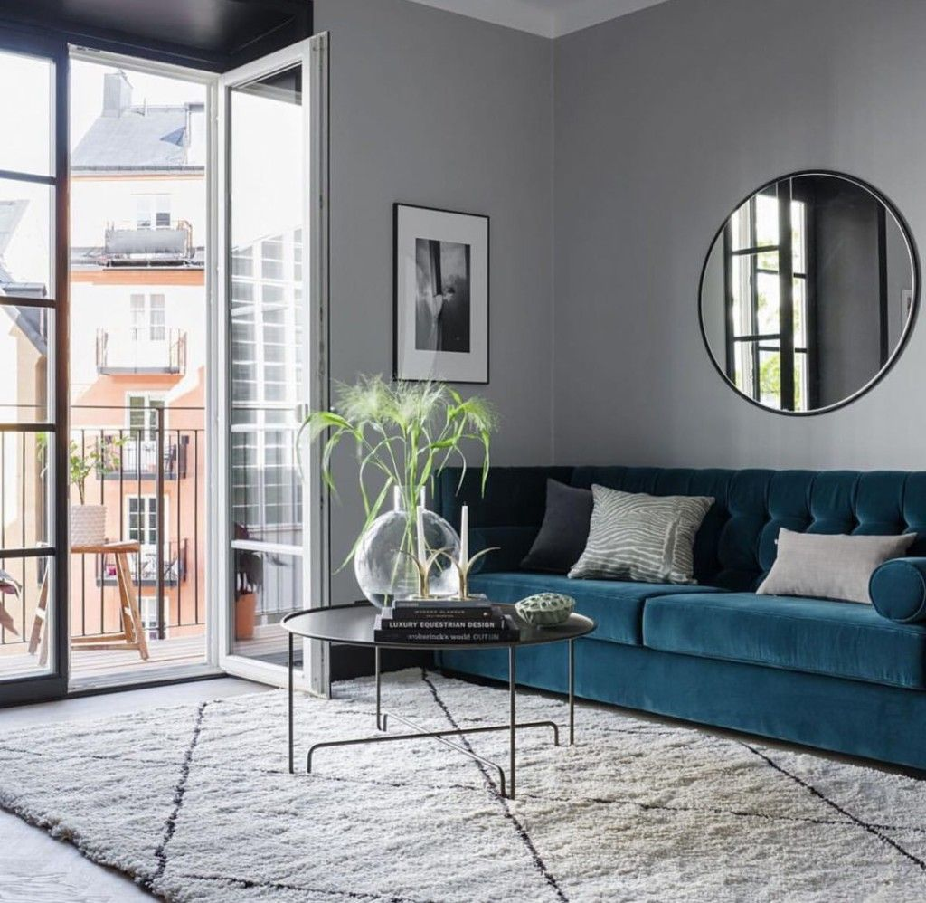 Small Apartment With A Boutique Hotel Feel
