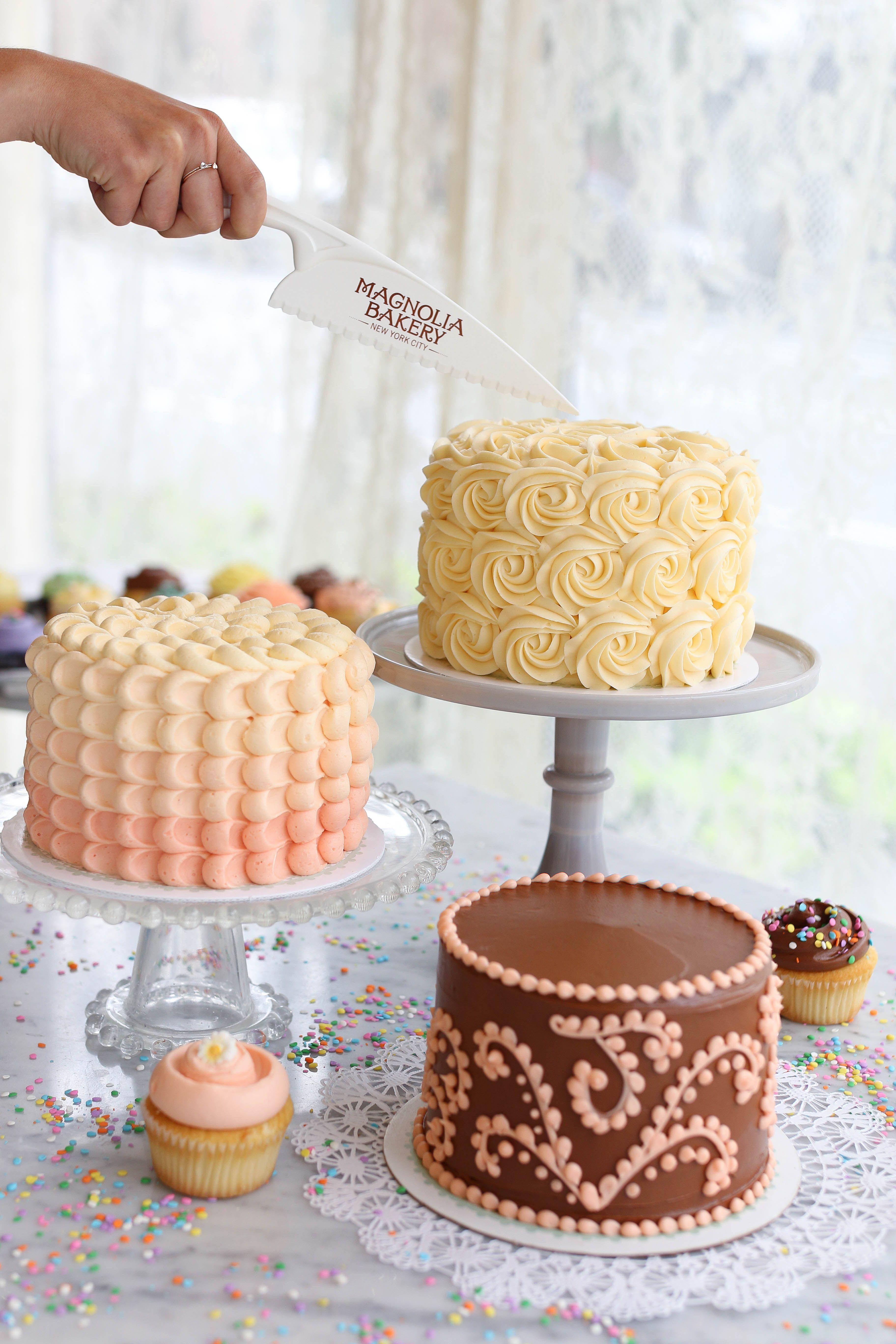 Custom cakes by magnolia bakery in 2020 bakery