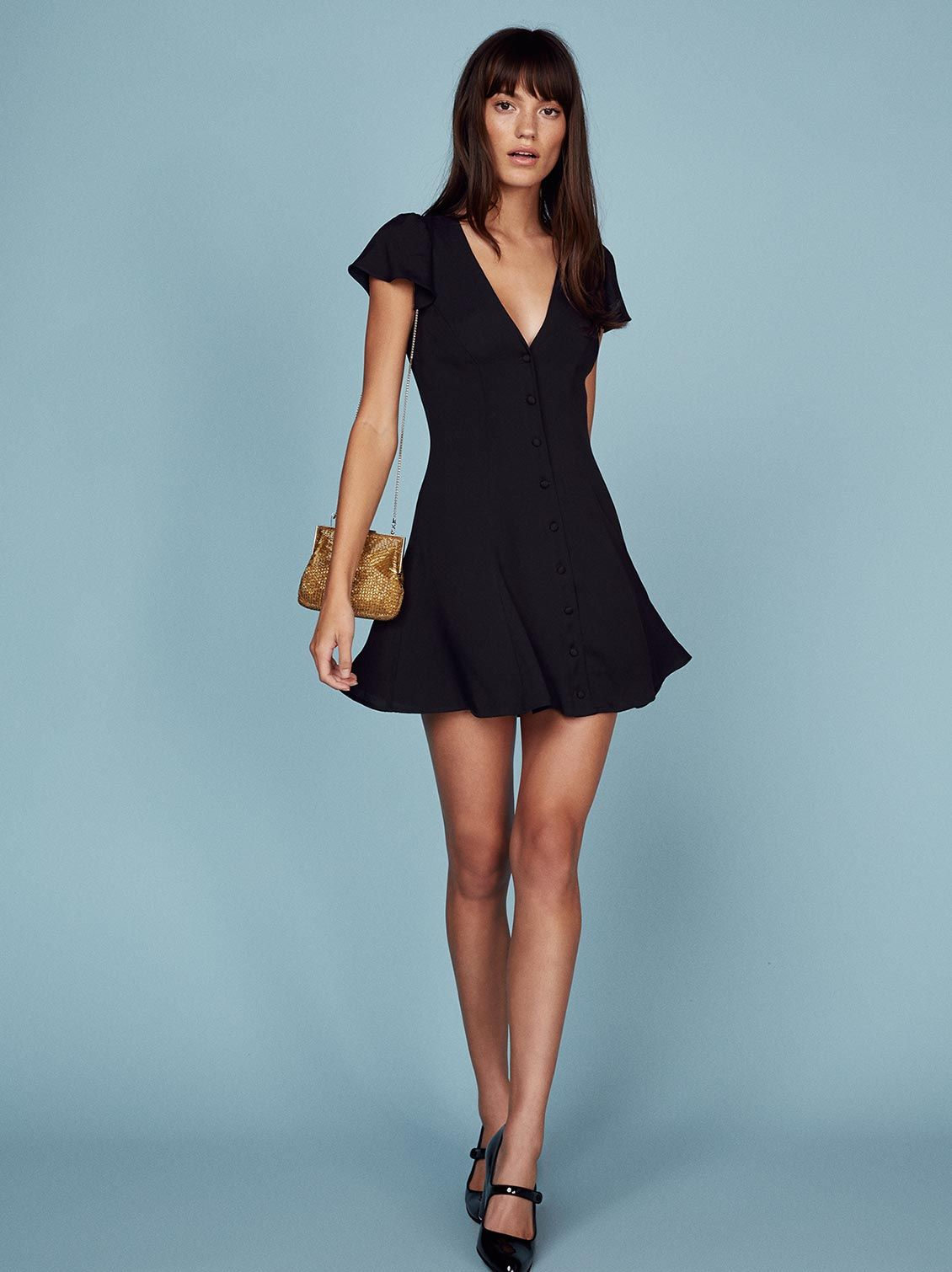 Modern Little Black Dress For Party Photos - All Wedding Dresses ...