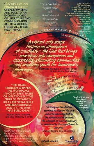 Arts Education Poster Free Download Education Poster Art Education Education