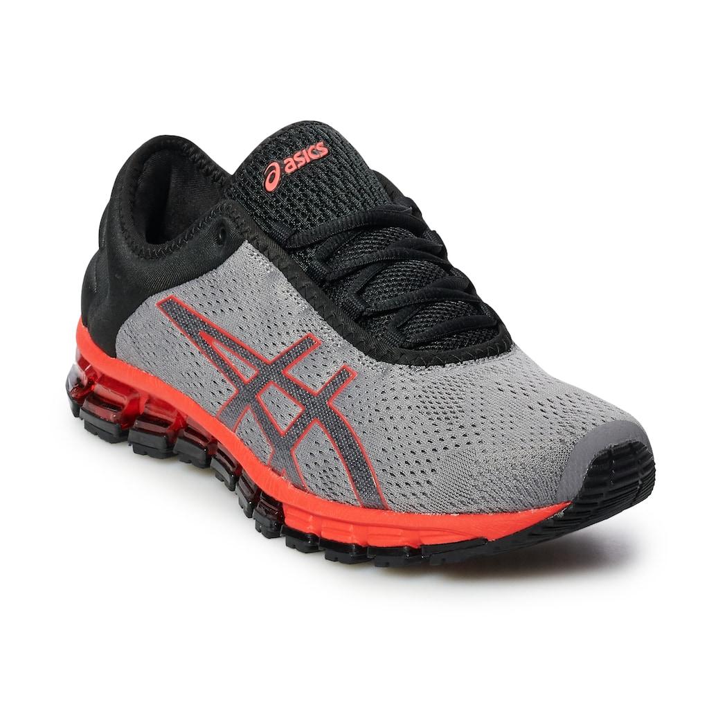 Asics Gel Quantum 180 3 Men S Running Shoes Grey Running Shoes